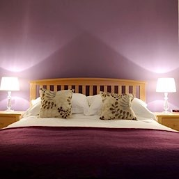 At the Old Manse Bed and Breakfast Kildary all our cosy beds have electric blankets to beat those chilly Highlands nights
