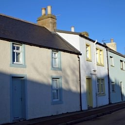 The Seaboard village of Balintore is just eight miles from The Old Manse Bed and Breakfast