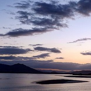 The Struie viewed from The Dornoch Firth bridge just outside Tain. A 10 minute drive from The Old Manse Bed and Breakfast